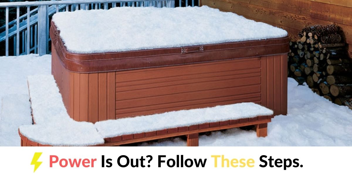 How To Keep Hot Tub From Freezing During Power Outage Hot Tubs Report